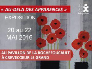 Exposition «Au-delà des apparences» à Crèvecoeur-le-Grand»