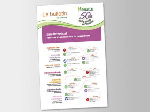 Le bulletin associatif n°8 est disponible !