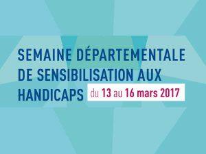 Du 13 au 16 mars, l'Adapei de l'Oise participe à la semaine du handicap à la MDPH