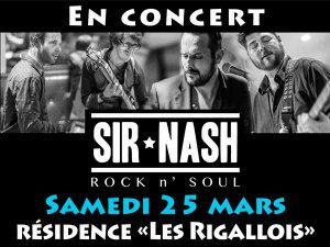 Samedi 25 mars : Le Blues autour du Zinc de retour aux Rigallois !
