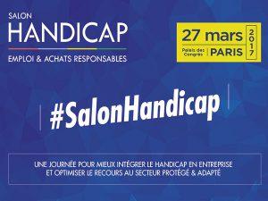 Lundi 27 mars : Les ESAT de l'Adapei au Salon Handicap – Emploi & Achats responsables