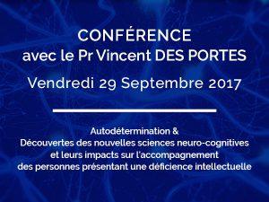 Conférence Autodétermination & neurosciences cognitives [inscription et programme]