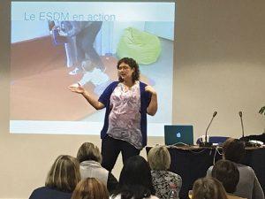 Véronique Chiasson, formatrice certifiée ESDM – Interview