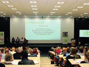 Conférence Autodétermination, Neurosciences cognitives & Déficience intellectuelle