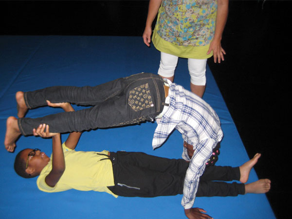 Le SESSD « Le Tipi » de Nogent-sur-Oise fait son cirque !
