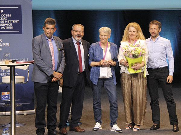 L'Unapei de l'Oise récompensée pour son projet d'accompagnement précoce et inclusif de l'autisme