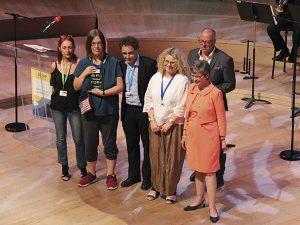 L'Unapei de l'Oise a reçu le prix OCIRP pour le jeu KESKESEX