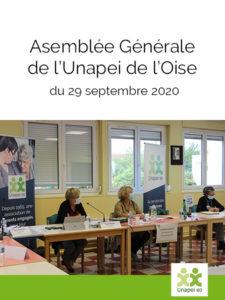 L'Assemblée Générale de l'Unapei de l'Oise en Visio-conférence (réservée aux membres de l'Unapei)