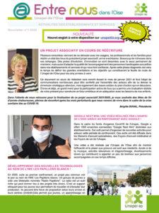 Newsletter N°1 – Entre nous dans l'Oise.