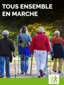 """Un défi sportif au sein de l'Unapei de l'Oise ! """"Tous ensemble en marche"""""""
